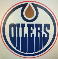 Oilers Season Tickets -  Club Seats