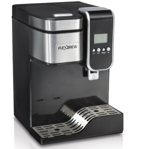 Hamilton Beach Flexbrew with Hot Water Dispensing Coffee Maker