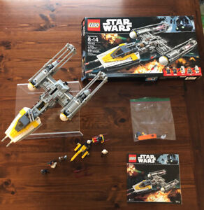 Star Wars Lego *FOR SALE* - Y-Wing Starfighter (75172)