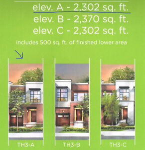 Exclusive Freehold Townhouse@ Bayview & Elgin mills