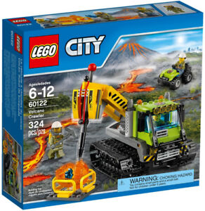 New in box, recently retired Lego City sets