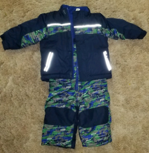 George 6-12 month jacket and ski pants