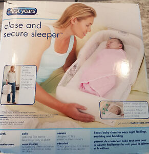 Close and Secure sleeper