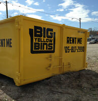 $99 Barrie Area Bin Rental, Junk Removal, Dumpster, Roll-Off