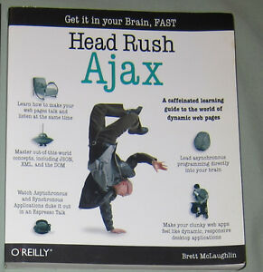 Head Rush Ajax (Paperback) ($55.99 Retail) for $5
