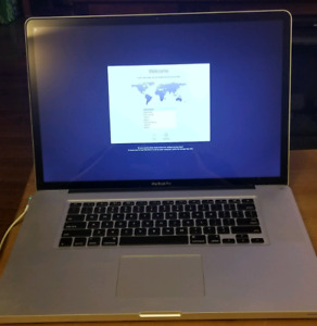 "MacBook Pro 17"" - model a1297 ****REDUCED OCT 17th****"