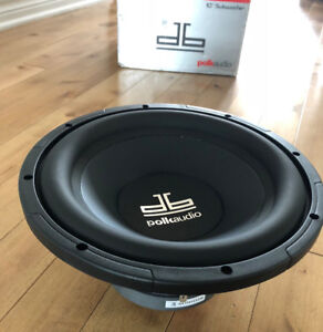 "Subwoofer Polk Audio DB1040 10"" - Neuf"