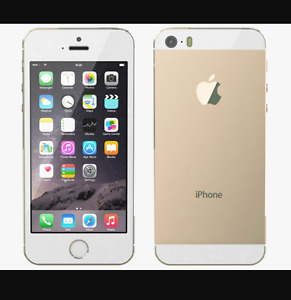 Iphone 5s Gold NEUF!
