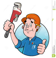 Professional Plumber Licensed /fast response!! ☎️ 647 786 6310