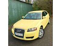 Audi A3 16V**Special Edition Yellow**1Owner Since 2010 !**