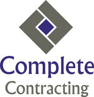 NL Complete Contracting & Renovations - SALE!