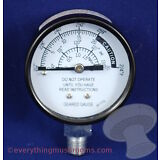 NEW ALL AMERICAN Z000127 USA MADE PRESSURE COOKER CANNER PRESSURE GAUGE