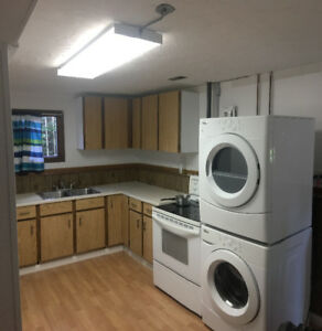Close to the University, Two Bedroom suite for rent