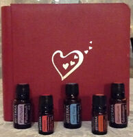 Essential Oils for the Heart, Body & Soul