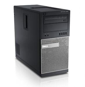 Dell Optiplex 9020 Intel i7 4770, 16 GB RAM, 500 GB drive
