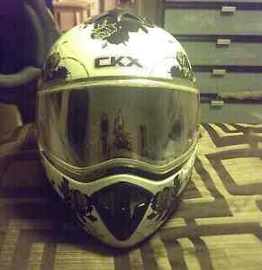 Ladies helmet