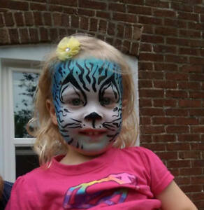 Face-painting for childrens parties $70-80/hr