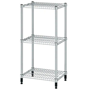 IKEA Metal Shelves