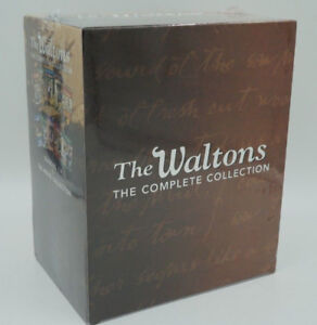 The Waltons: The Complete Seasons 1-9/PLUS The Movie Collection