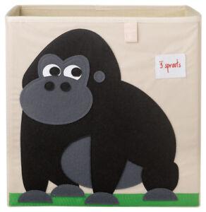 3sprouts gorilla storage box