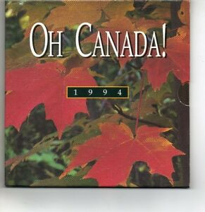 1994 OH CANADA! ROYAL CANADIAN MINT UNCIRCULATED COIN SET