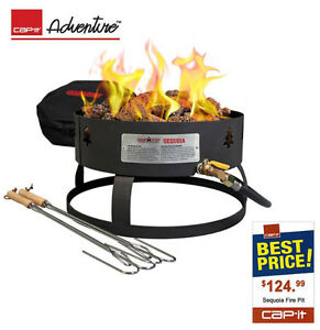 GREAT GIFT AT CAP-IT CRANBROOK - Propane Fire Pits