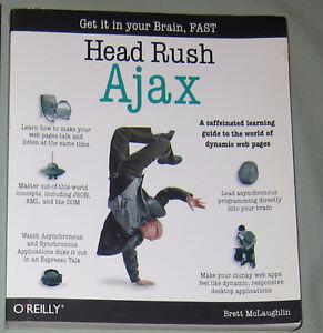 Head Rush Ajax (Paperback) ($55.99 Retail) for $5