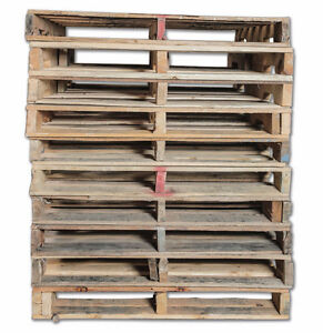 Do you have recycled Pallets to sell ??