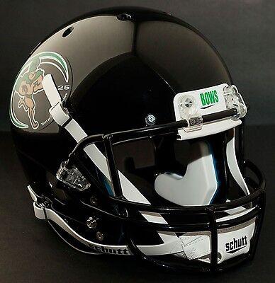 HAWAII RAINBOWS Football Helmet FRONT TEAM NAMEPLATE Decal/Sticker
