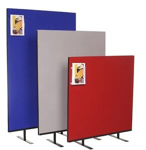 Nyloop Office Partition Room Divider Screen 1200x1800mm EBay