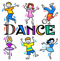 Dance Classes for Kids (age 3-12 years old)