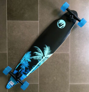 Paradise Longboard 'Wave Palms' BRAND NEW