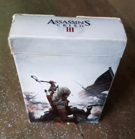 Assassins Creed 3 Playing Cards.