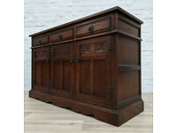 Old Charm Sideboard (DELIVERY AVAILABLE)
