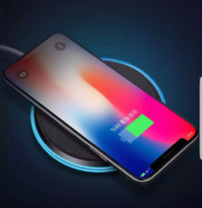 Wireless Charger pad for iPhone X / iPhone 8 plus / Samsung S8