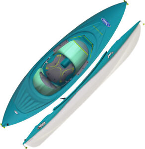 Pelican Sport Juno 100x Kayak Package with Paddle On Sale