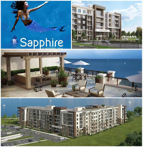 NOW BRAND NEW WATERFRONT SAPPHIRE CONDOS IN STONEY CREEK!!!!