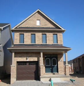 Brand New 3 bedroom detached home for rent - Caledonia