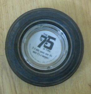 Tire Ashtray Uniroyal tire