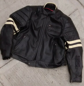 Motorcycle Leather Jacket 2XL > NEXO sports Original !