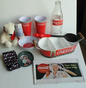 Coke Collectors's Lot