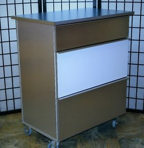 NEW MobIsle 3 Drawer Mobile Island