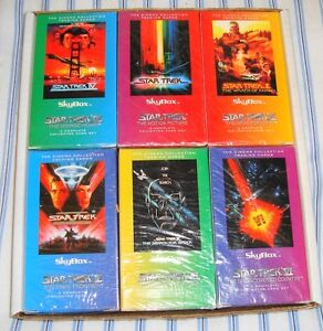 Star Trek - Cinema Collection Trading Cards
