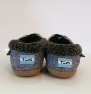 Toms Shoe Infant Size 6