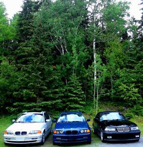 BMW 323I 1999 A VENDRE OU ÉCHANGE