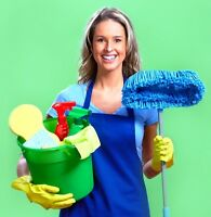 New Clients Required - Honest & Hard working Cleaning Lady