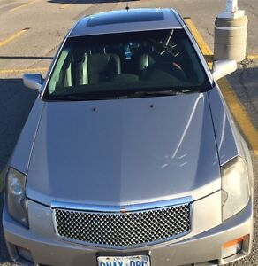 FULLY LOADED 6SPD 2006 Cadillac CTS with full warranty