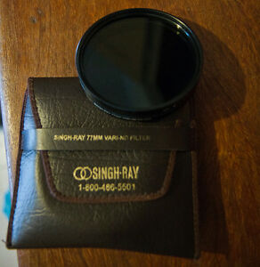 Singh-Ray 77mm Variable ND Filter
