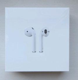 Apple AirPods 2nd Generation - New, Unopened
