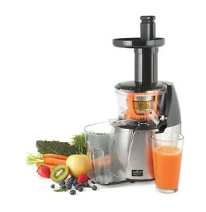 Low Speed Juicer and Smoothie Maker Salton VitaPro Plus for sale